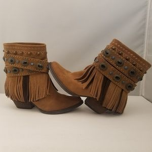 Sbicca Vintage Collection Ankle Boots | Size 6
